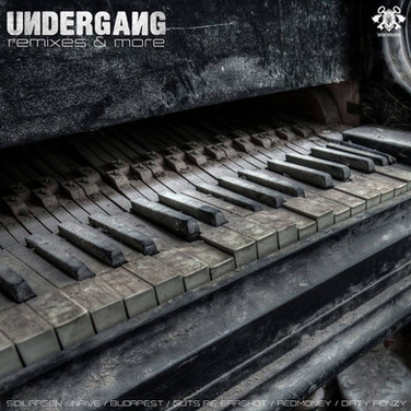 Couverture CD Best of UNDERGANG