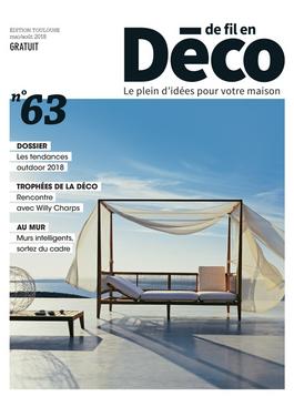 Magazine de fil en déco N°63