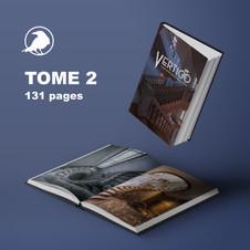 LIVRE  VERTIGO Tome 2 - 131 pages