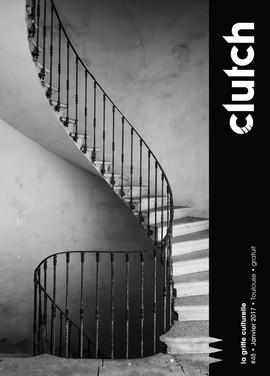 Couverture Magazine culturel CLUTCH