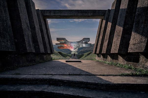 spoménik sovietique brutalisme art architecture béton tito yougoslavie tekprod art emmanuel tecles