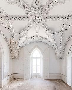 art architecture urbex blanc tekprod emmanuel tecles tirage limité fine art
