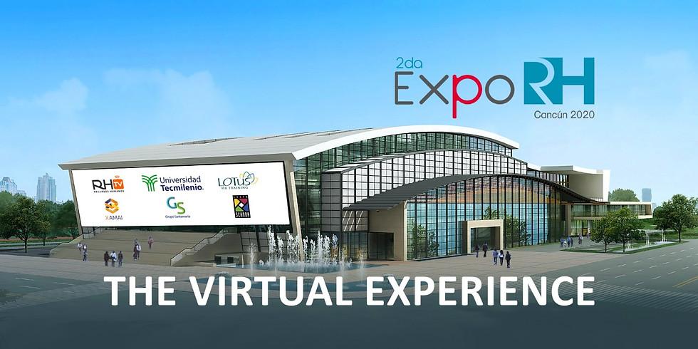 1ra ExpoRH Virtual Cancún 2020