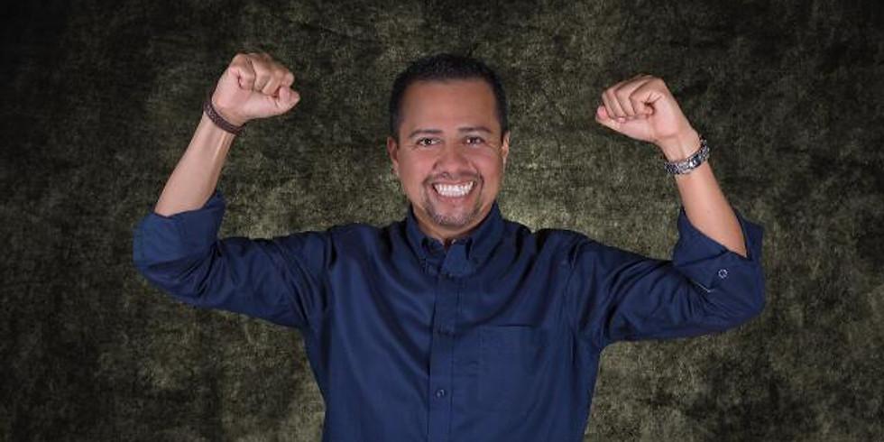 Humberto García, te hablará de la estrategia para superar tu vulnerabilidad