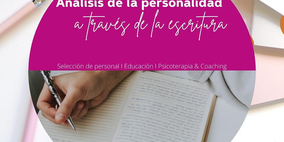 Análisis de la personalidad a través de la escritura