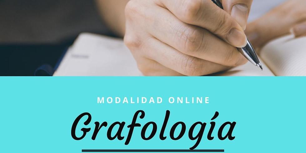 Curso de Grafología, la escritura.