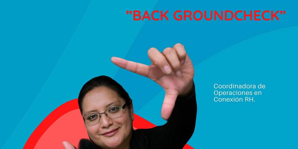 Back Groundcheck