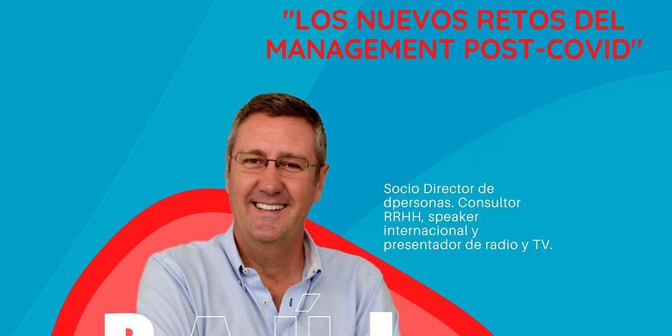 Los nuevos retos del Management post-covid
