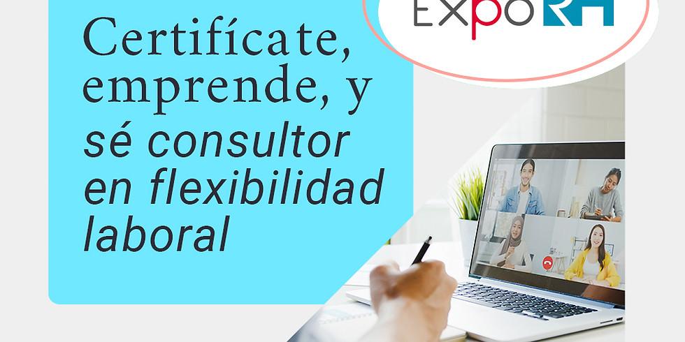 Certifícate como Experto Flexible