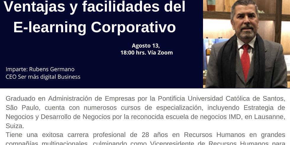 Ventajas y facilidades del E-learning corporativo
