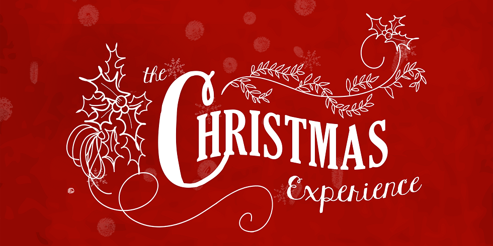 Sunday December 13th 11am Christmas Experience Registration