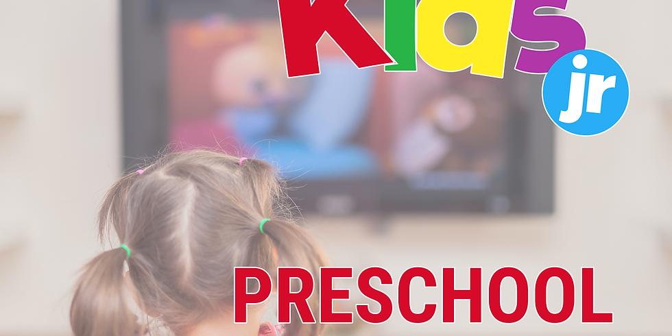 November 15th Kids Jr. (Preschool) Registration