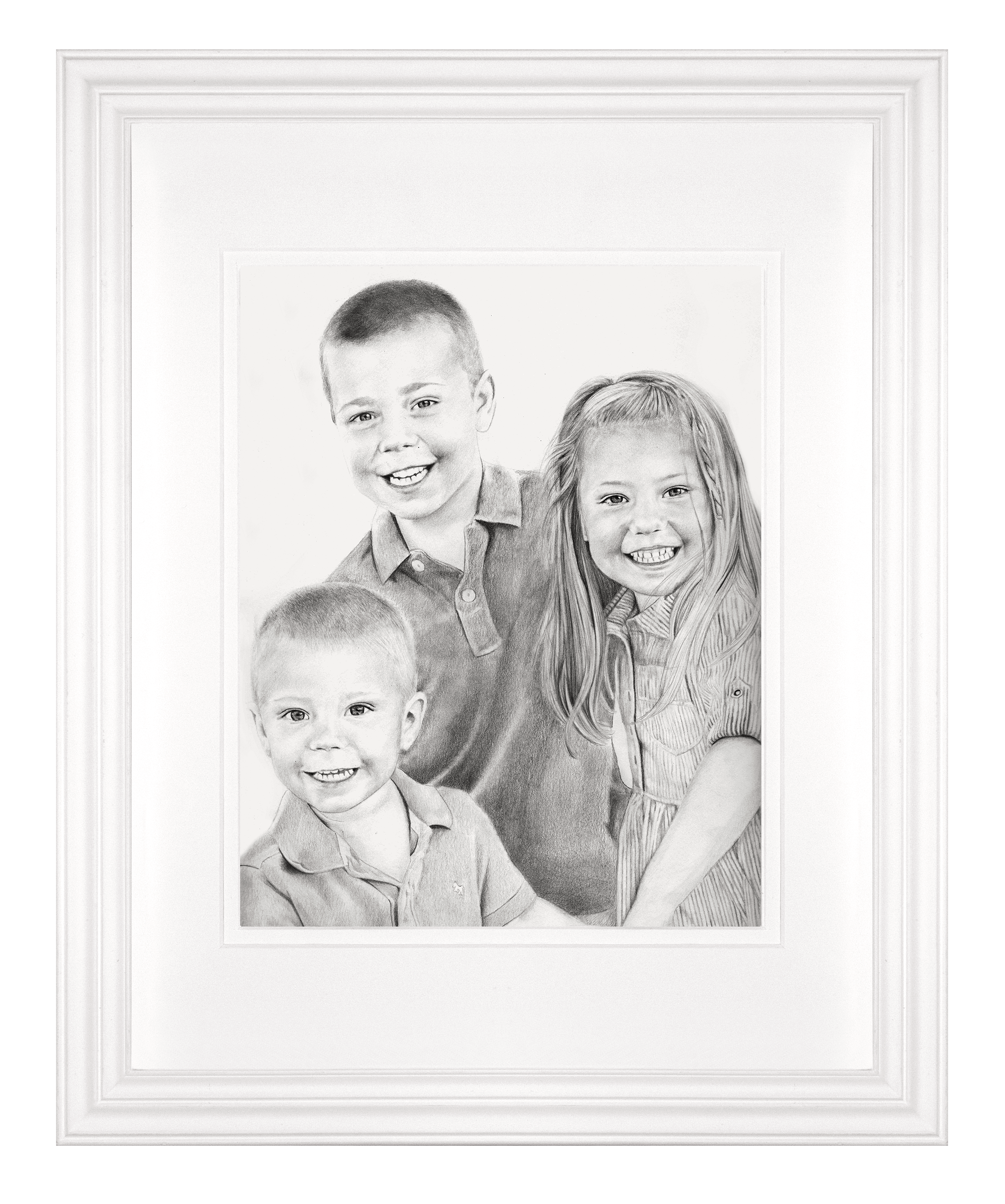 3kids_group_frame_matte