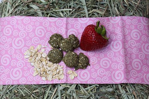 Strawberry Crunchies