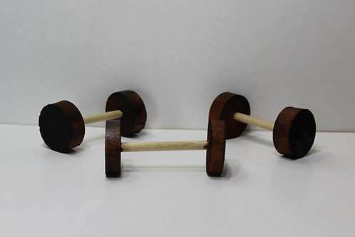 Barbell Tossers