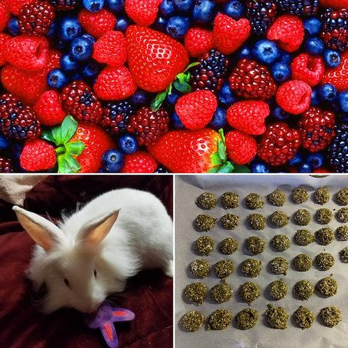 Berry-Cherry Blast Cookies