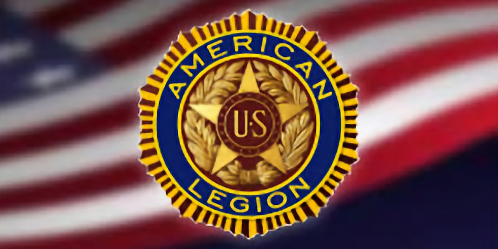 American Legion Post 99 and District 13 Installation and Awards Banquet