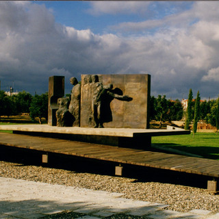 Memorial Deryneia Municipality, Famagusta, Cyprus, 2000