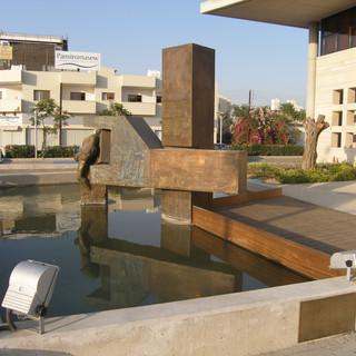 Memorial Latsia Municipality, Nicosia, Cyprus, 2008
