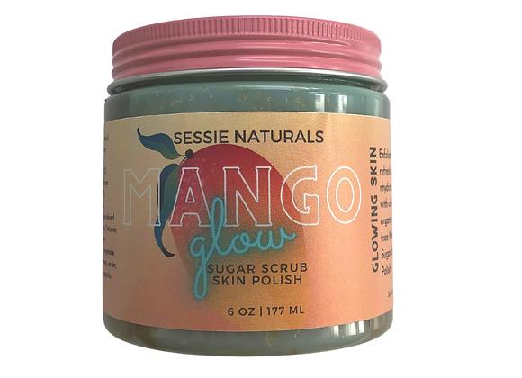 Mango Glow Sugar Scrub Skin Polish