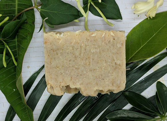 Coconut Ginger Moisturizing Body Soap