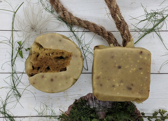 Under the Sea, Seaweed Face and Body Soap