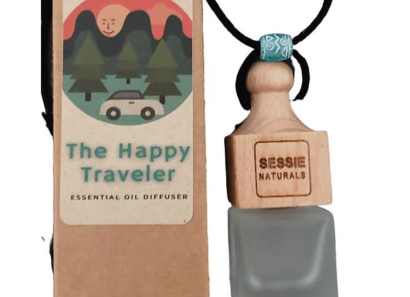 The Happy Traveler: Car Essential Oil Diffuser