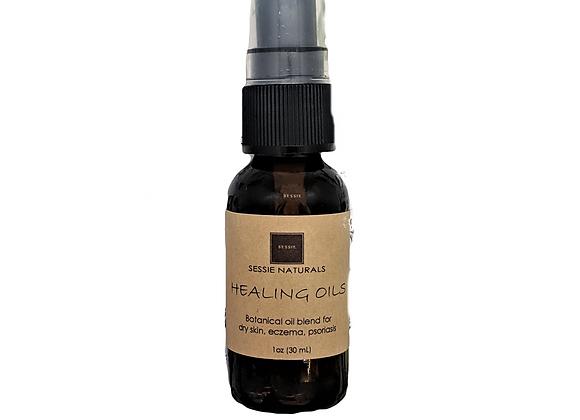 Healing Oils Rooibos Rose Oil Blend 1 oz