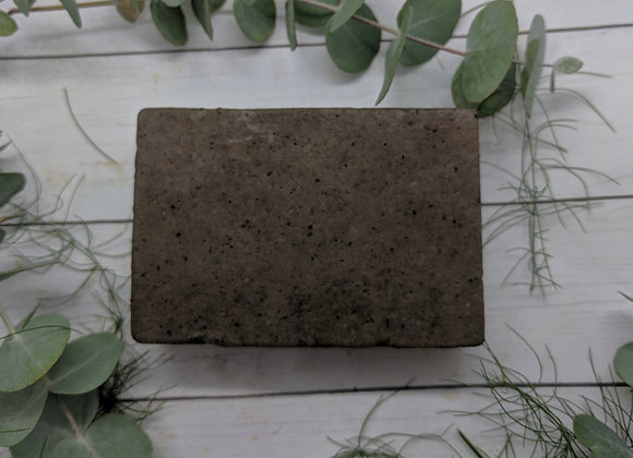 Aloe and Coconut Charcoal Detoxifying Face Soap