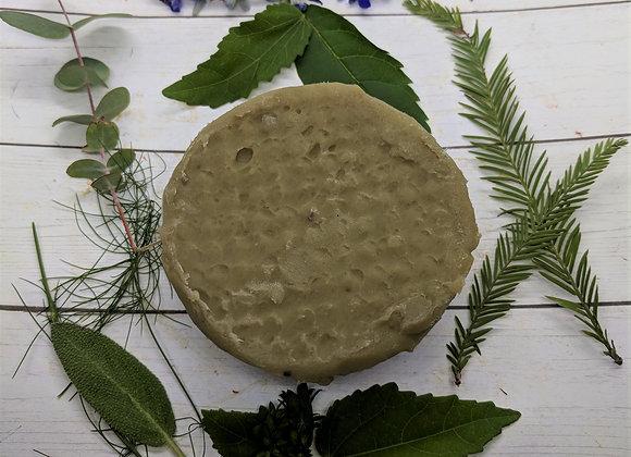 Moisturizing Herbal Shave Soap