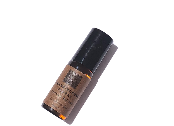 Frankincense Floral Roll-on Perfume Oil