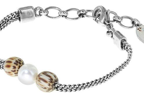 Bracelet 3 perles Coco