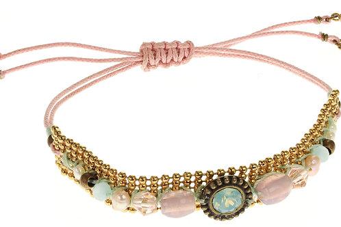 Bracelet macramé Madeline