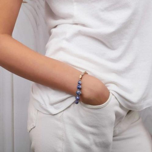 Bracelet dégradé petit Santorini