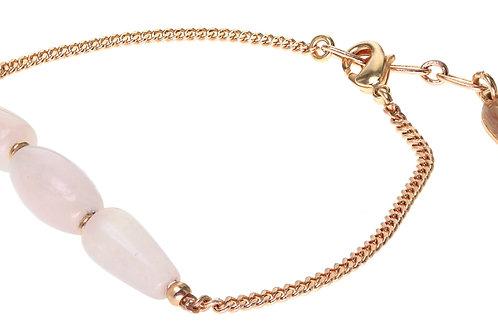 Bracelet 3 perles Hybride