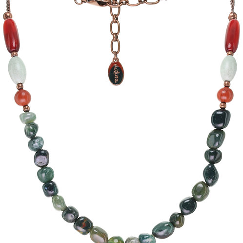 Collier simple Red horn