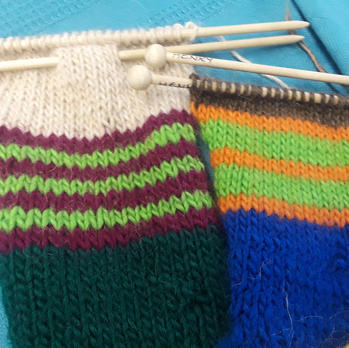 Knitting Level 2 Oct 27, Nov 3, 10, 17 1:00-2:30 Pacific Time