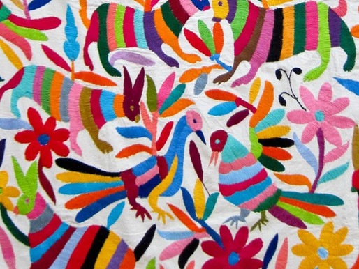 Otomi Tenangos – A Rich History of Women and Embroidery