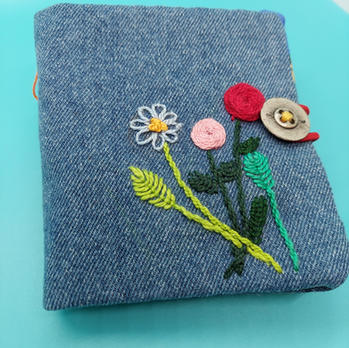 Beginner Embroidery  Sept. 29 & Oct 6, 2021 1:00-2:30 Pacific Time