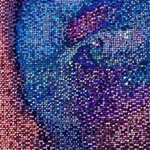 Pixelated Screen Study 2