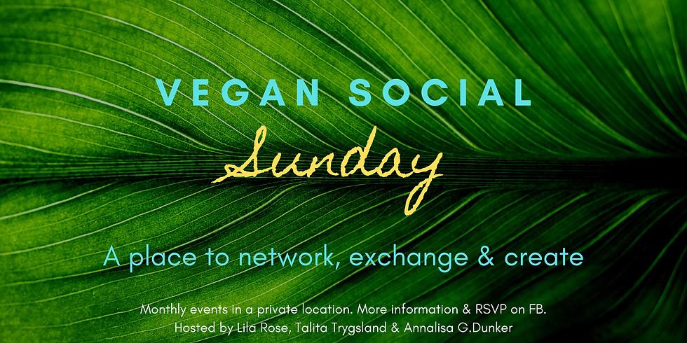 Vegan Social Sunday