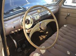 1940 Lincoln-Zephyr Sedan