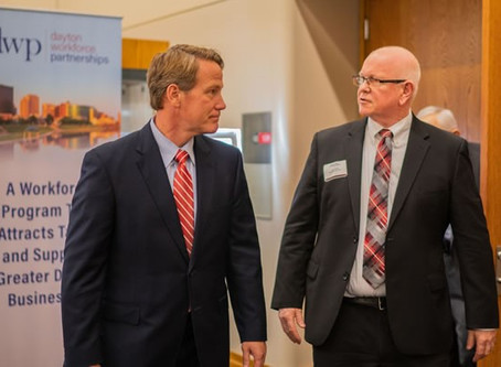 Lt. Gov. Husted helps connect local students with Miami Valley businesses