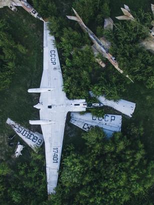 Отстойник самолетов