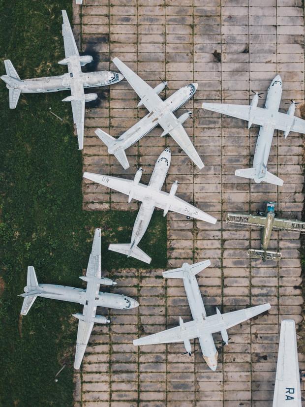 Заброшенные самолеты