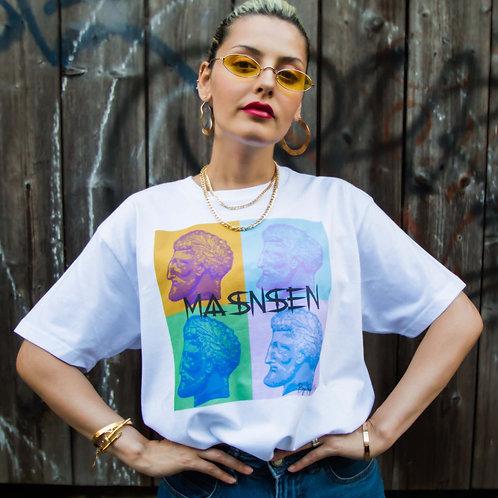 Masnsen Original white T-shirt
