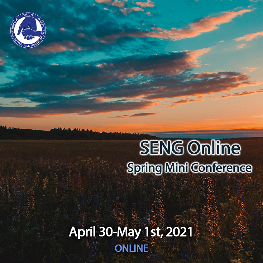 SENG Online Spring Mini Conference