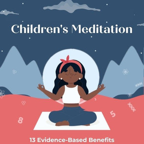 Meditation: A Valuable Coping Tool For 2E Children