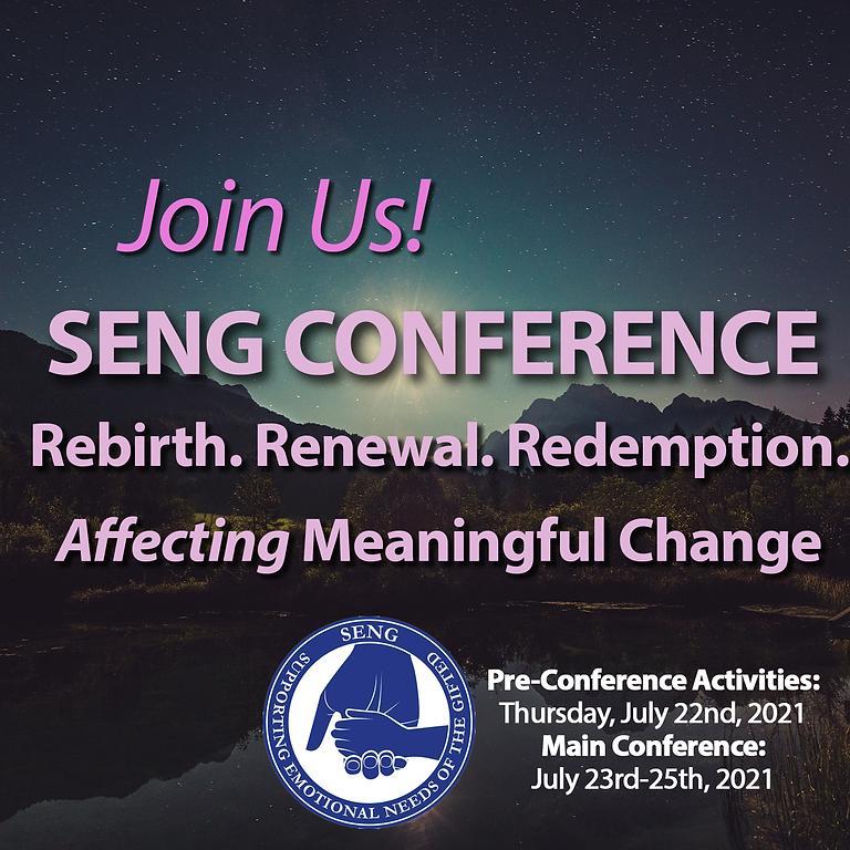 SENG Online: 2021 Annual Conference