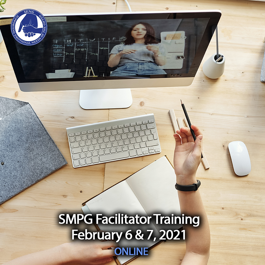 Online SMPG Facilitator Training